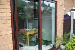 Rosewoood upvc french windows