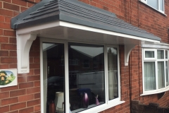 Energy saving double glazing