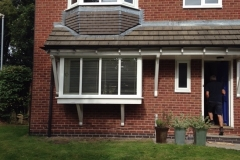 upvc, bay window, double glazing, energy saving windows