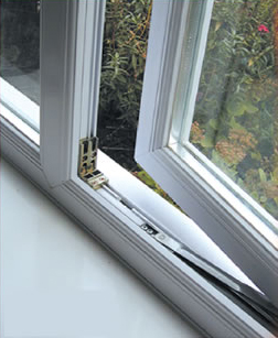 Locks, handles and hinges replaced by The Window Repair Centre Ltd