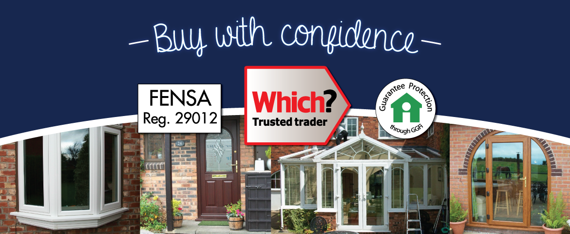 Buy with confidence from The Window Repair Centre Ltd