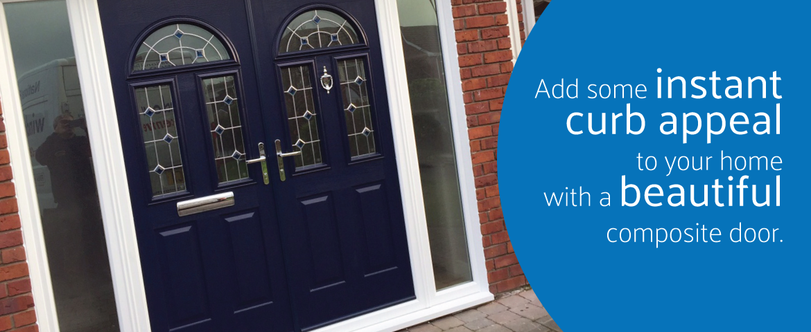 Composite doors from the Window Repair Centre Ltd