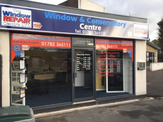 Window and conservatory Centre in Fenton, Stoke on Trent