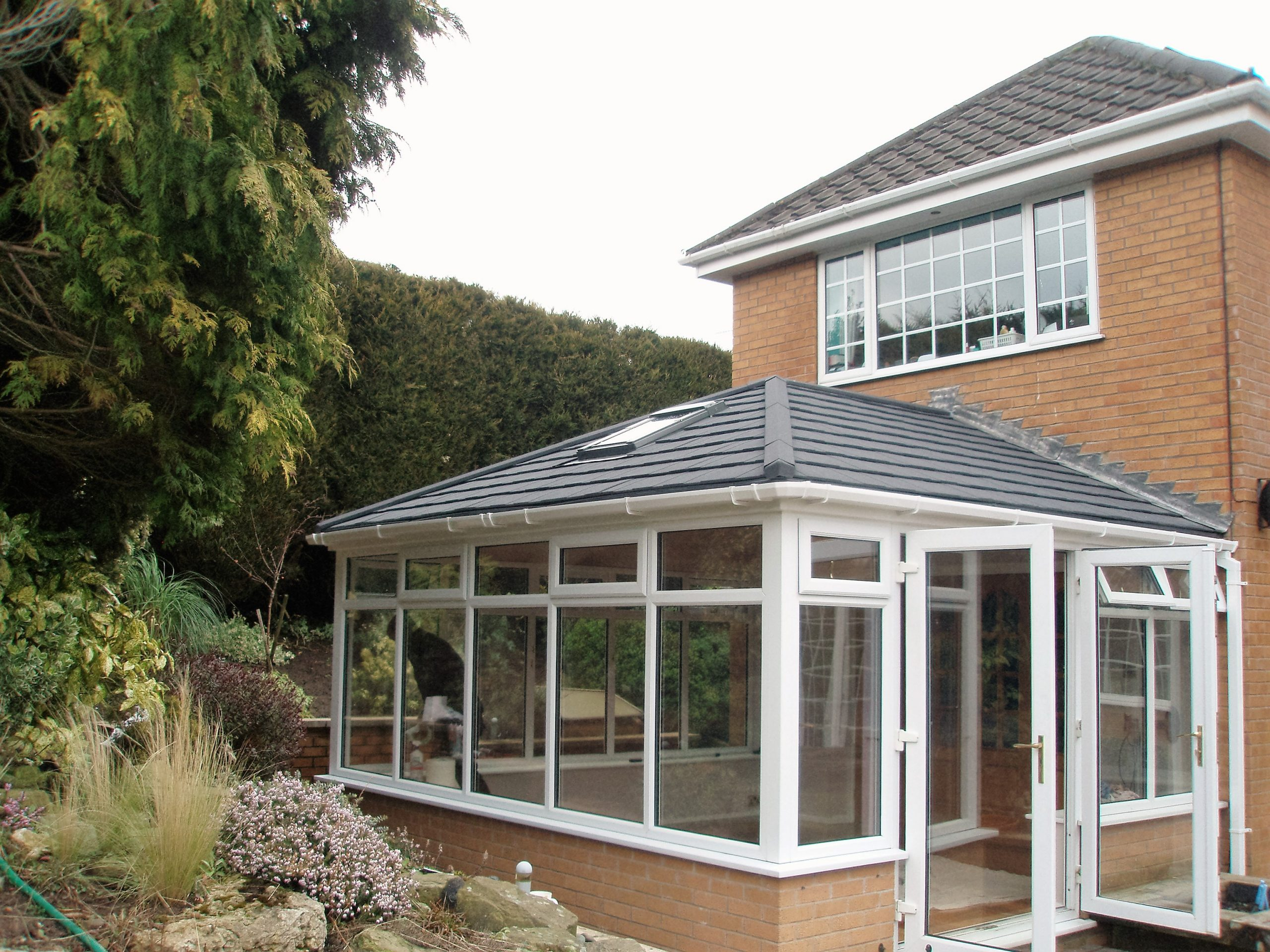 Conservatory Tiled Roof Conversions Window Repair Centre Ltd